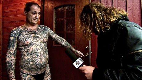 Mr. Tattoo