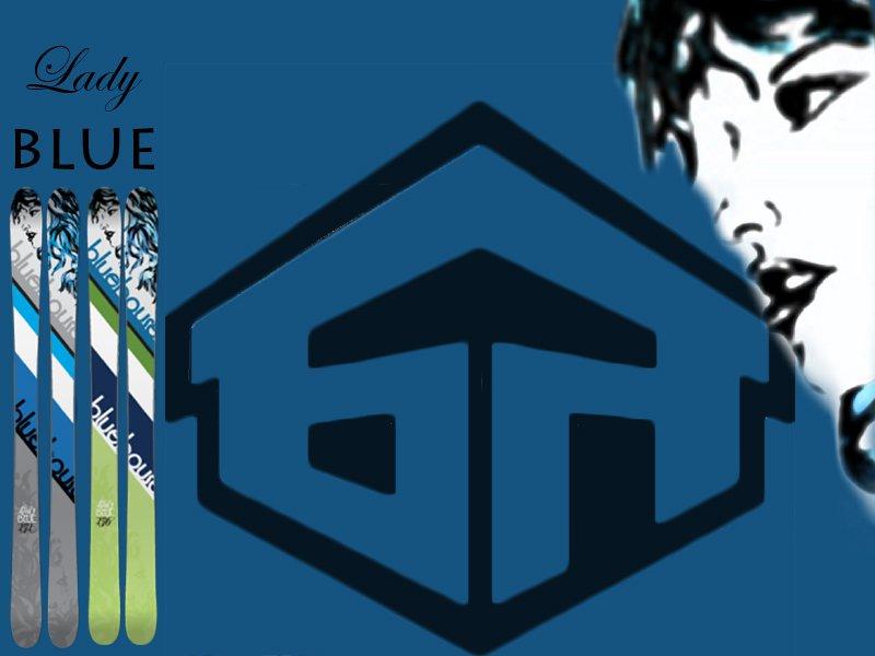 Bluehouse Lady Blue