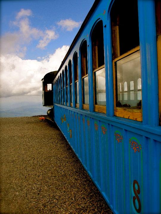 Mt Washington Train