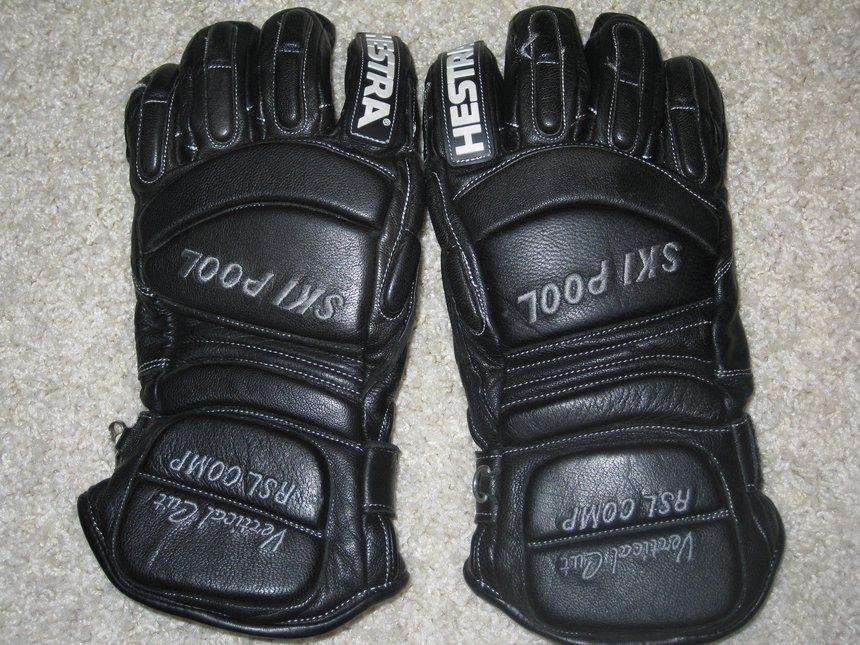 Hestra gloves-top