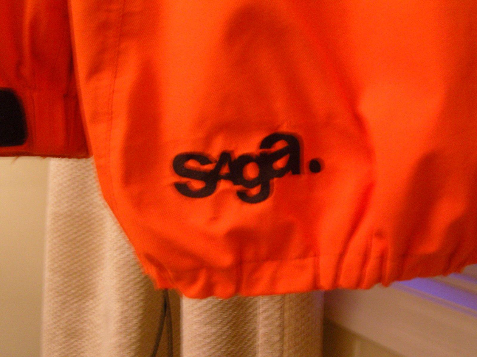 Saga back