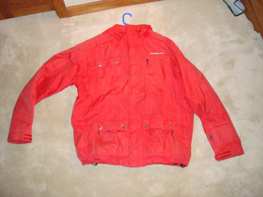 Oakley Evo Jacket