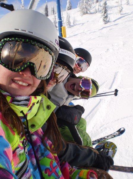 Ski Buddies! :D