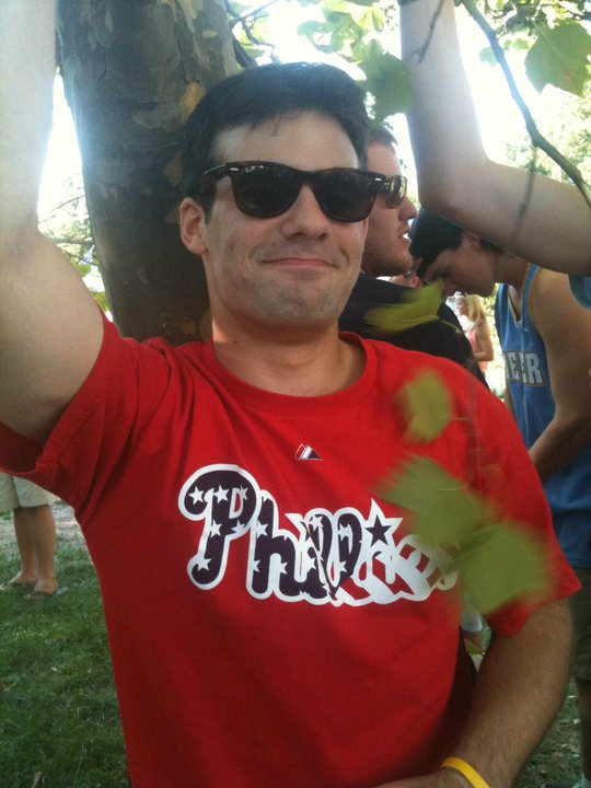 Two things I like - the philadelphia phillies and the U.S. of A