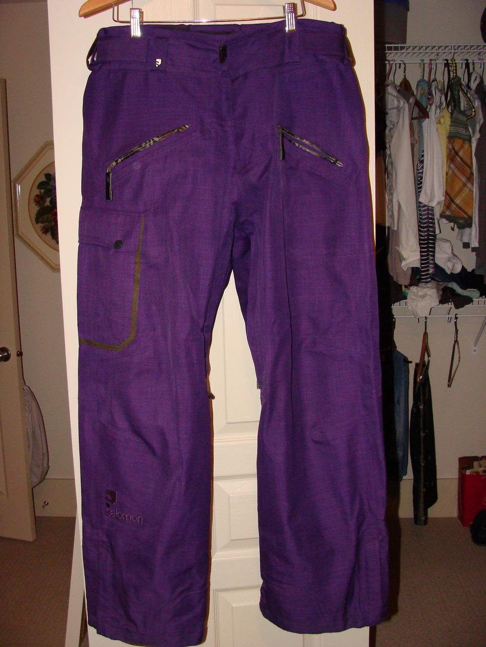 FS: Salomon Sideways Pant