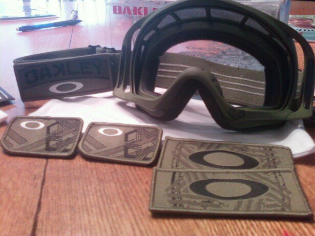 Goggles for sale.