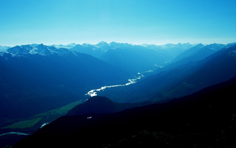 Lillooet River Valley