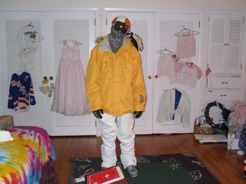 OUterwear 2010/2011 no. 1