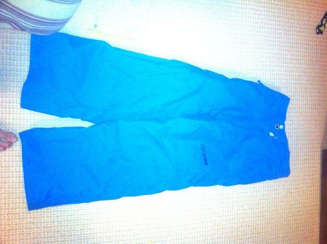 Fs: blue volcom pants size xl youth