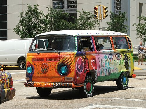 SICKEST VAN IN THE WORLD