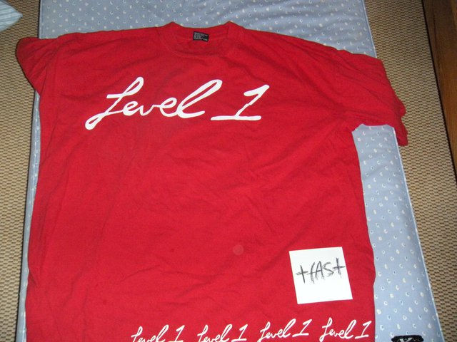 FS: level 1 tall tee 4x