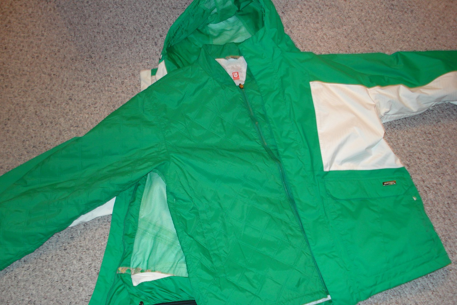 Burton 3 in 1 Jacket  XL - $100