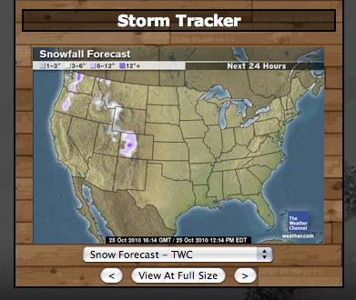 Storm Tracker