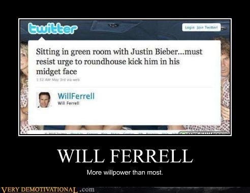 I love will ferrell
