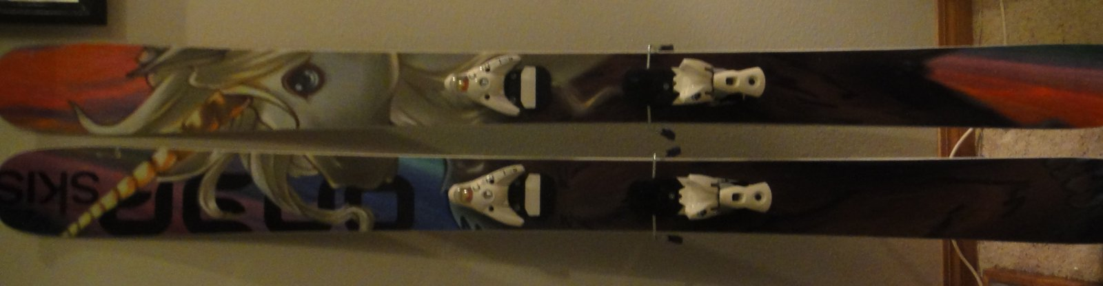 Grizzlycorns and bindings
