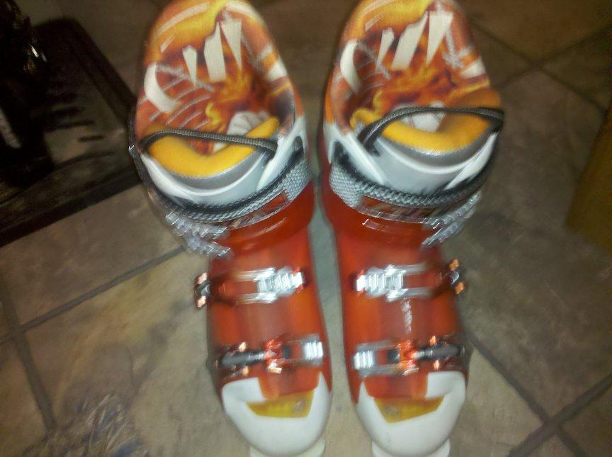 Technica Diablo Magma II Ski Boots (27.5)