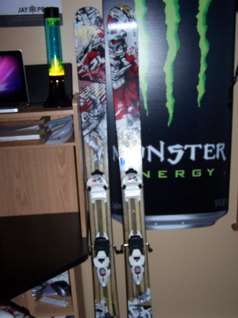 New Skis n Boots - 1 of 3