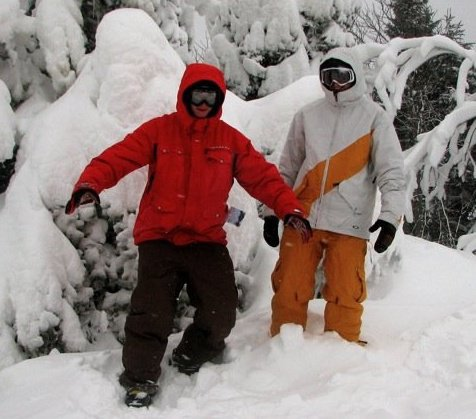 Jay Peak Dec. 09