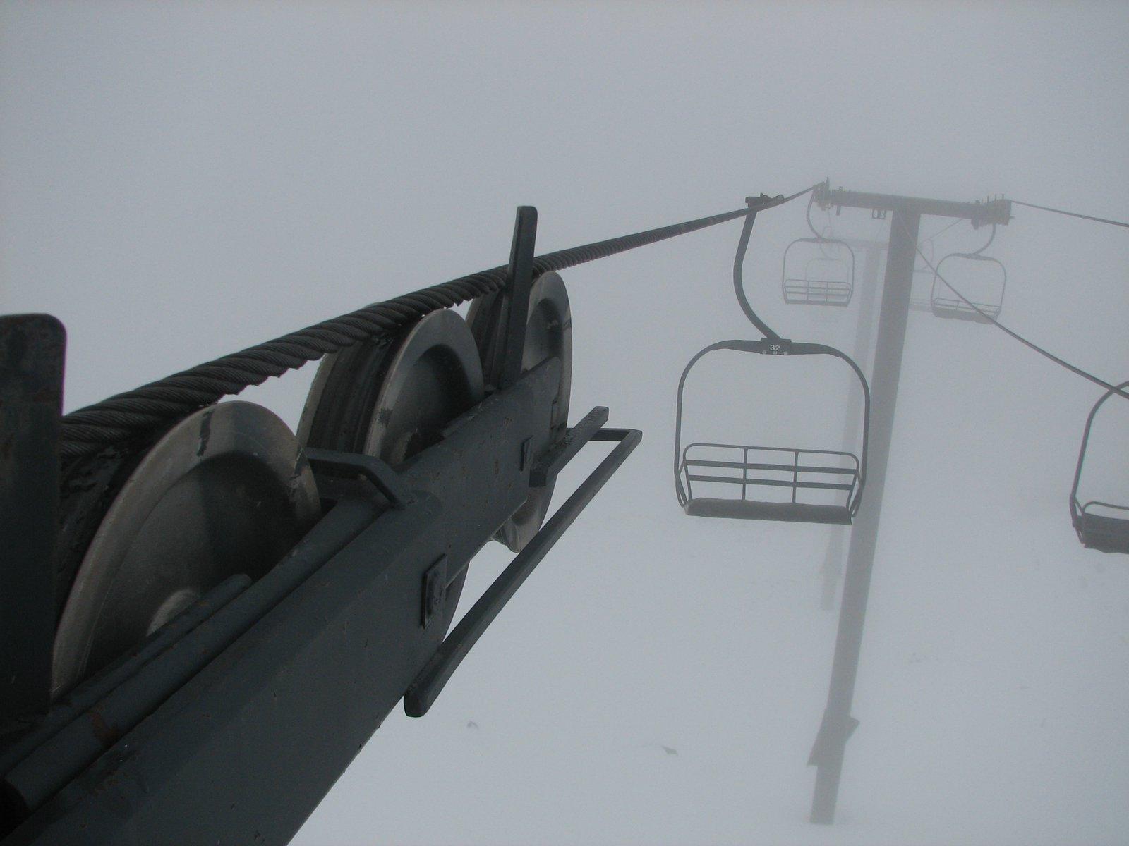 Foggy Chair