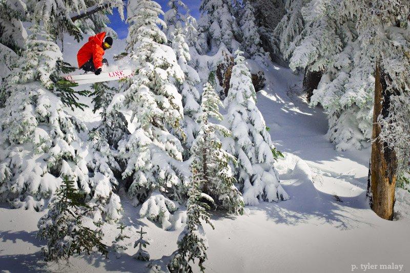 Early Season Mt Hood