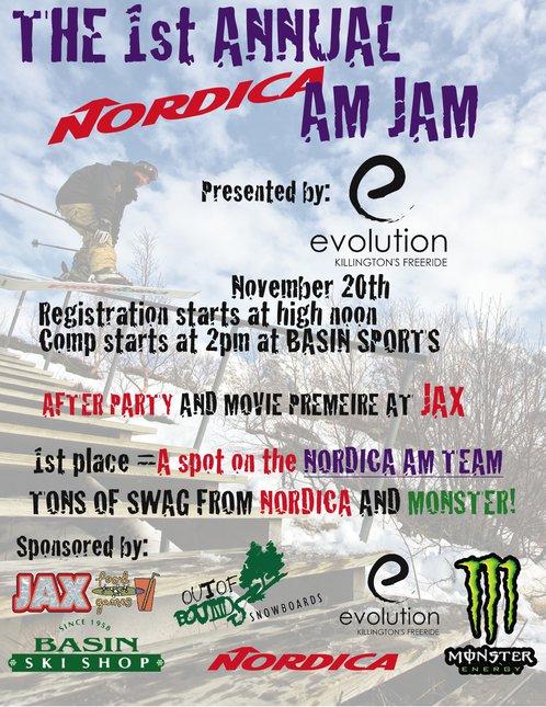 Nordica AM Jam