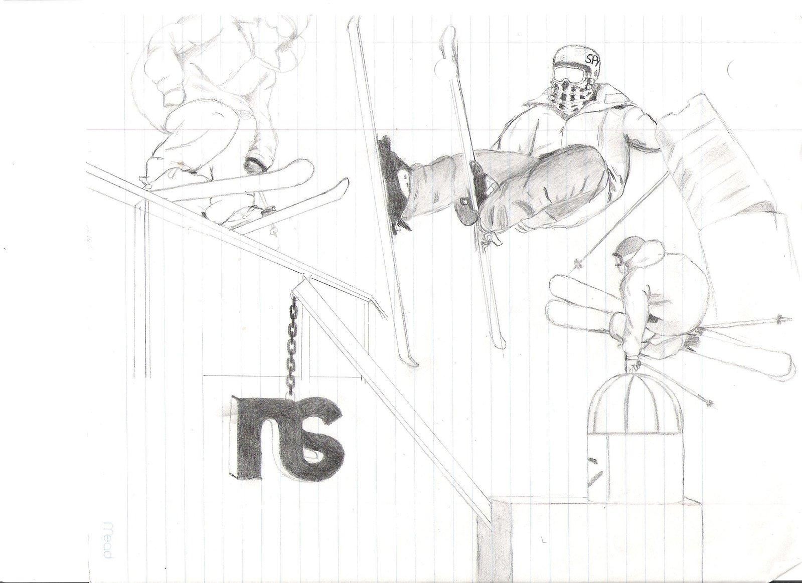 NS drawing