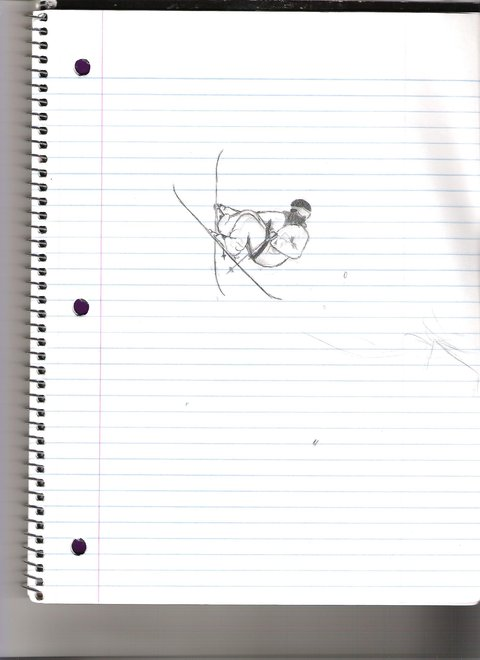Cork 5 drawing