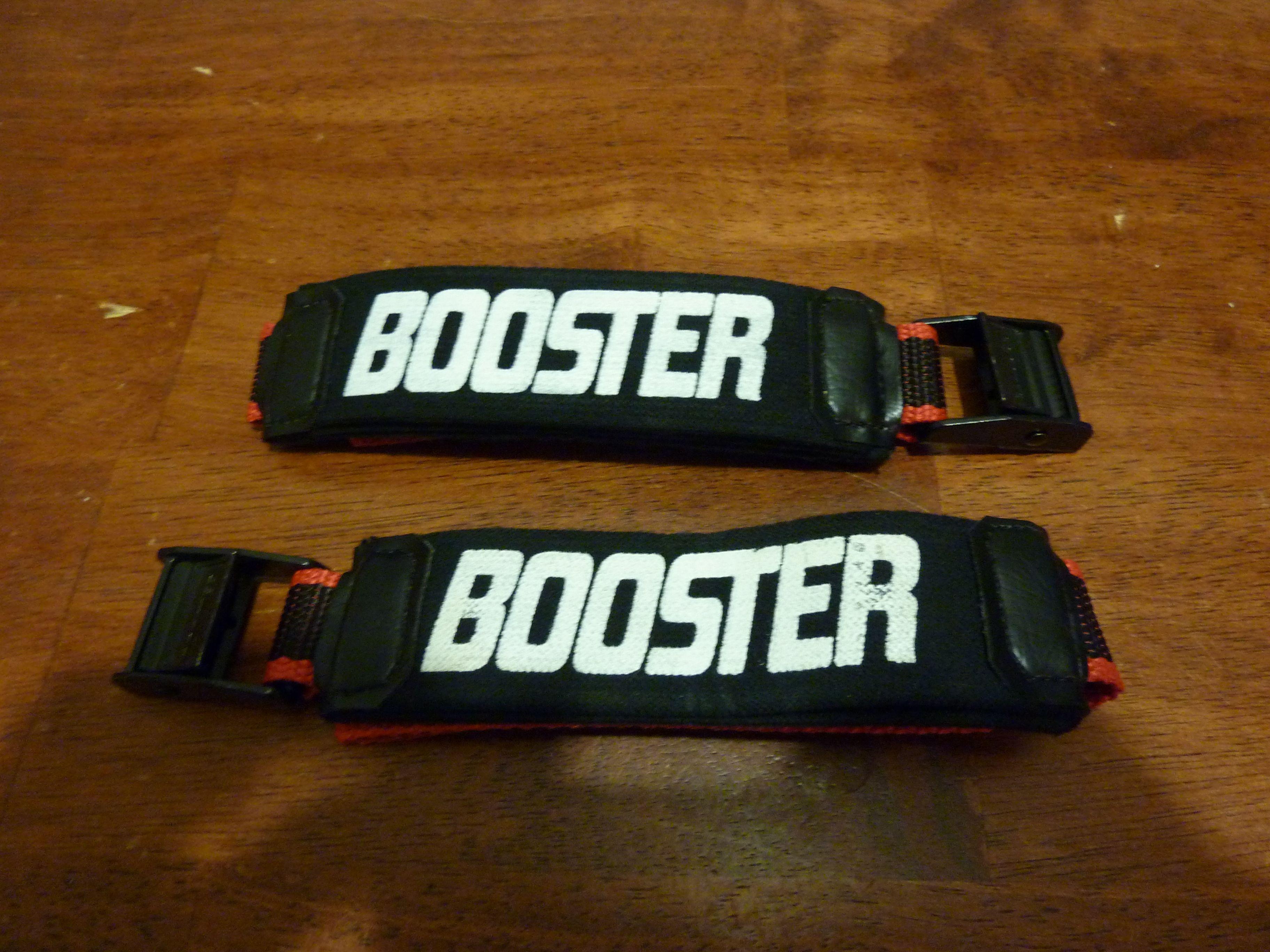Booster Straps (Brand New)