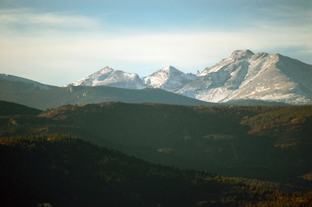 View off Flagstaff 1