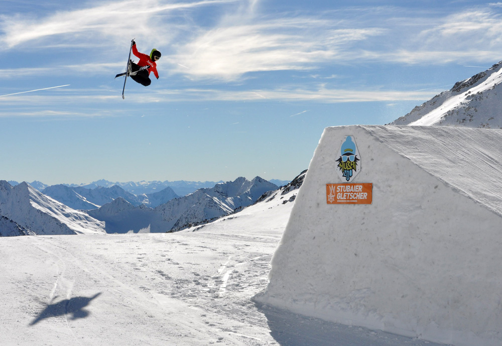 Switch 540 tail in the Stubai Zoo