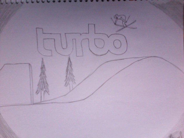 Turbo drawing