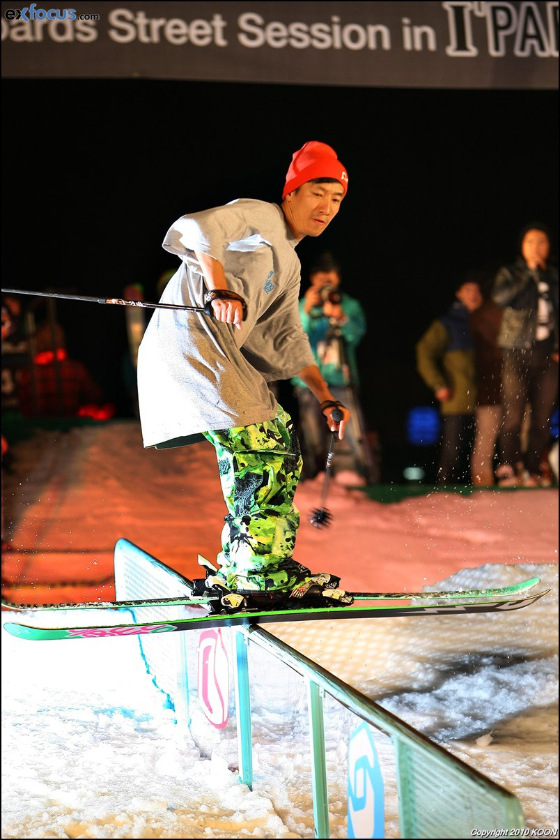 2010 Salomon StreetSession
