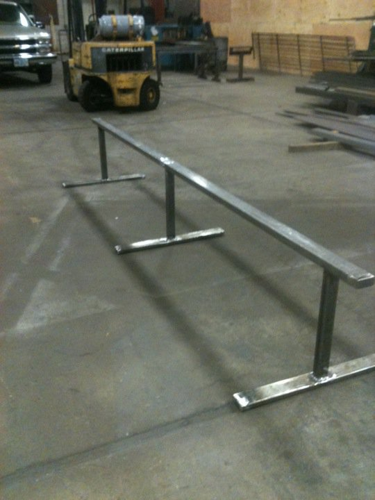 Flight Crew's new Rail