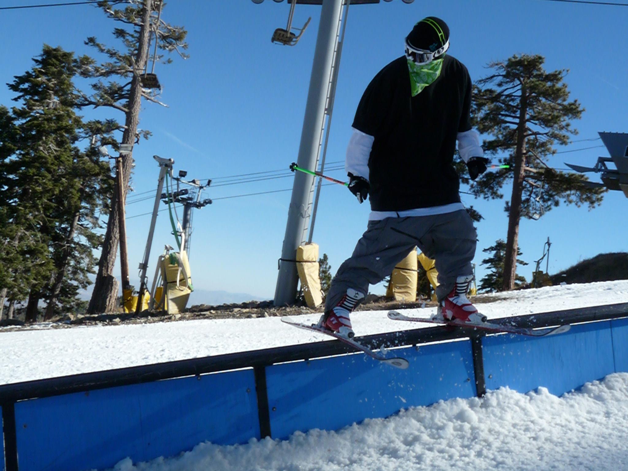 Mt high rail