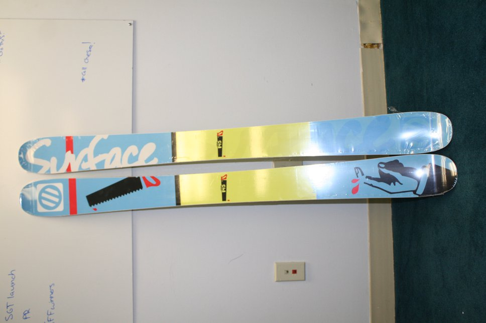 Surface next life skis for sale