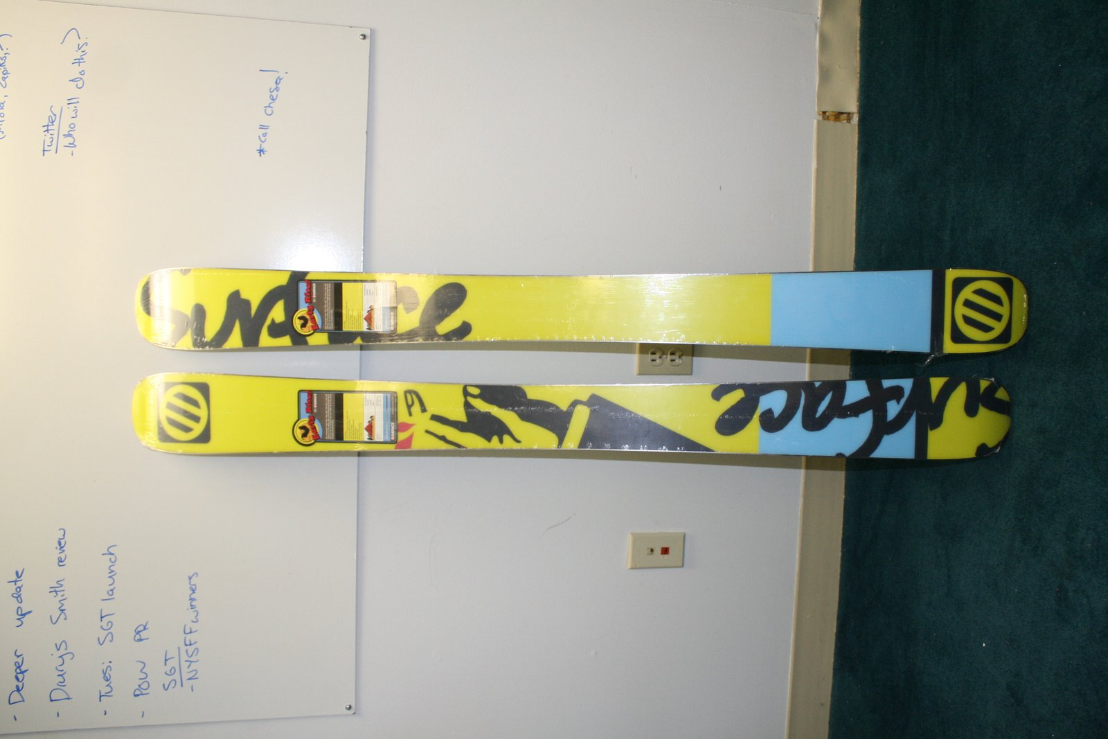Surface skis for sale bottoms