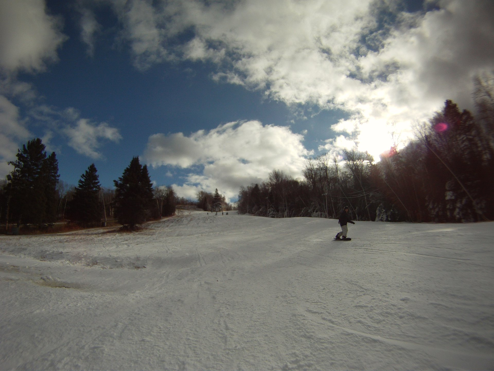 St-sauveur oppening day