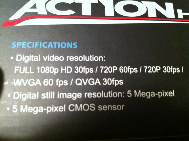 Aiptek FULL HD 1920x1080p