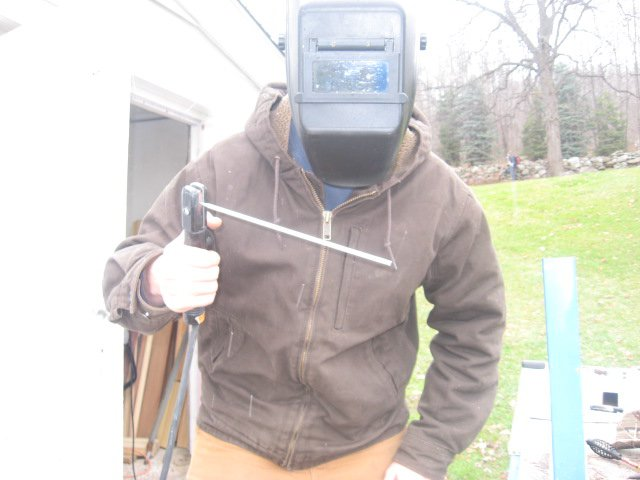 Me welding