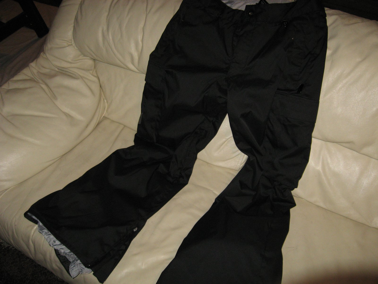 Front of Pant