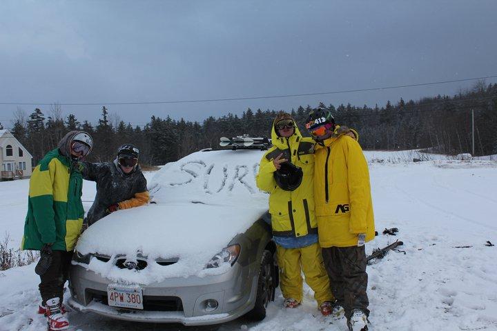 Mt Snow Opening Weekend