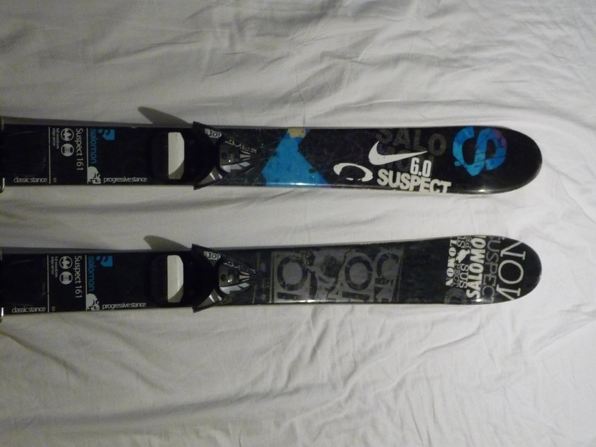 2010 Salomon Suspects 161 FS