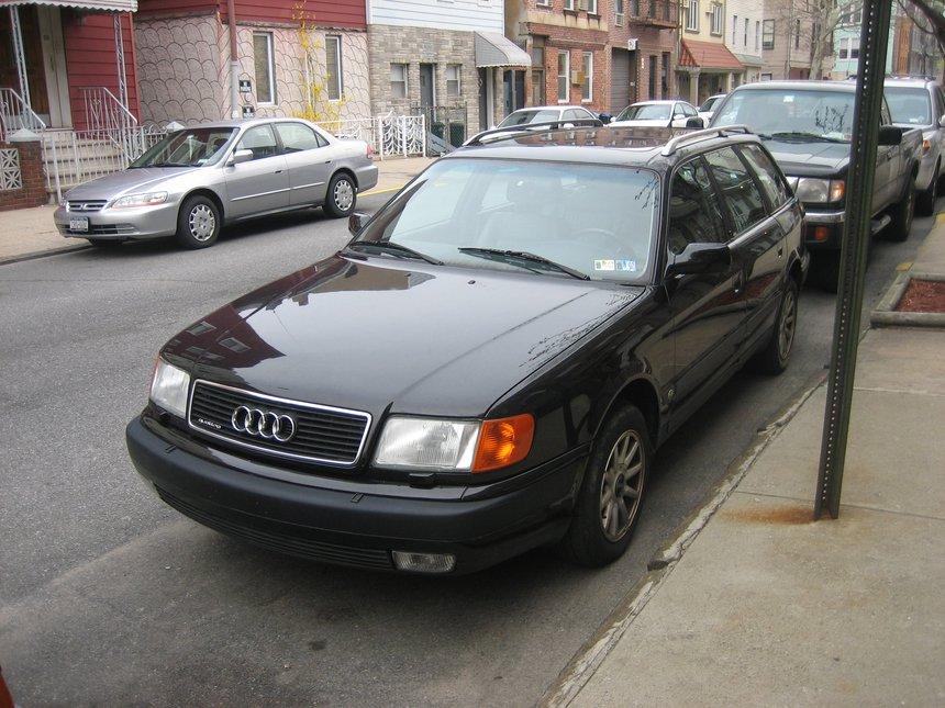 Audi 100 for thread