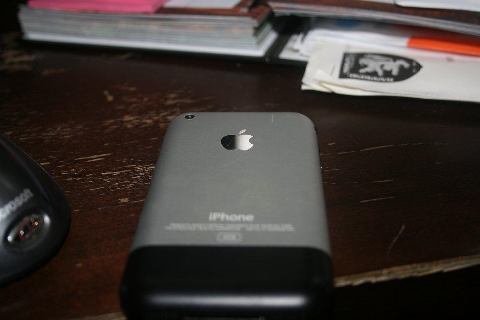 Iphone 2g for trade jakket?