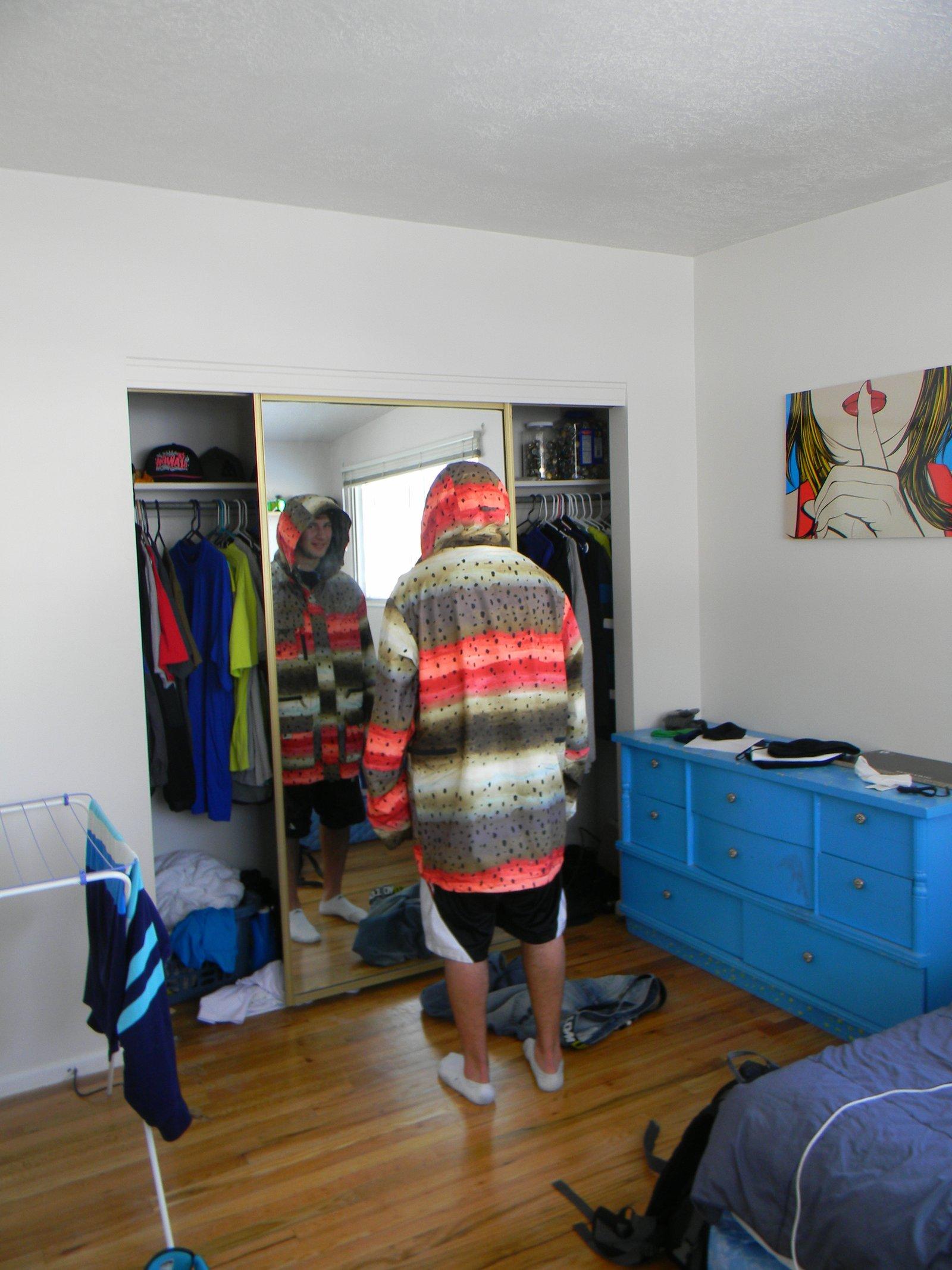 Nike Trout Jacket