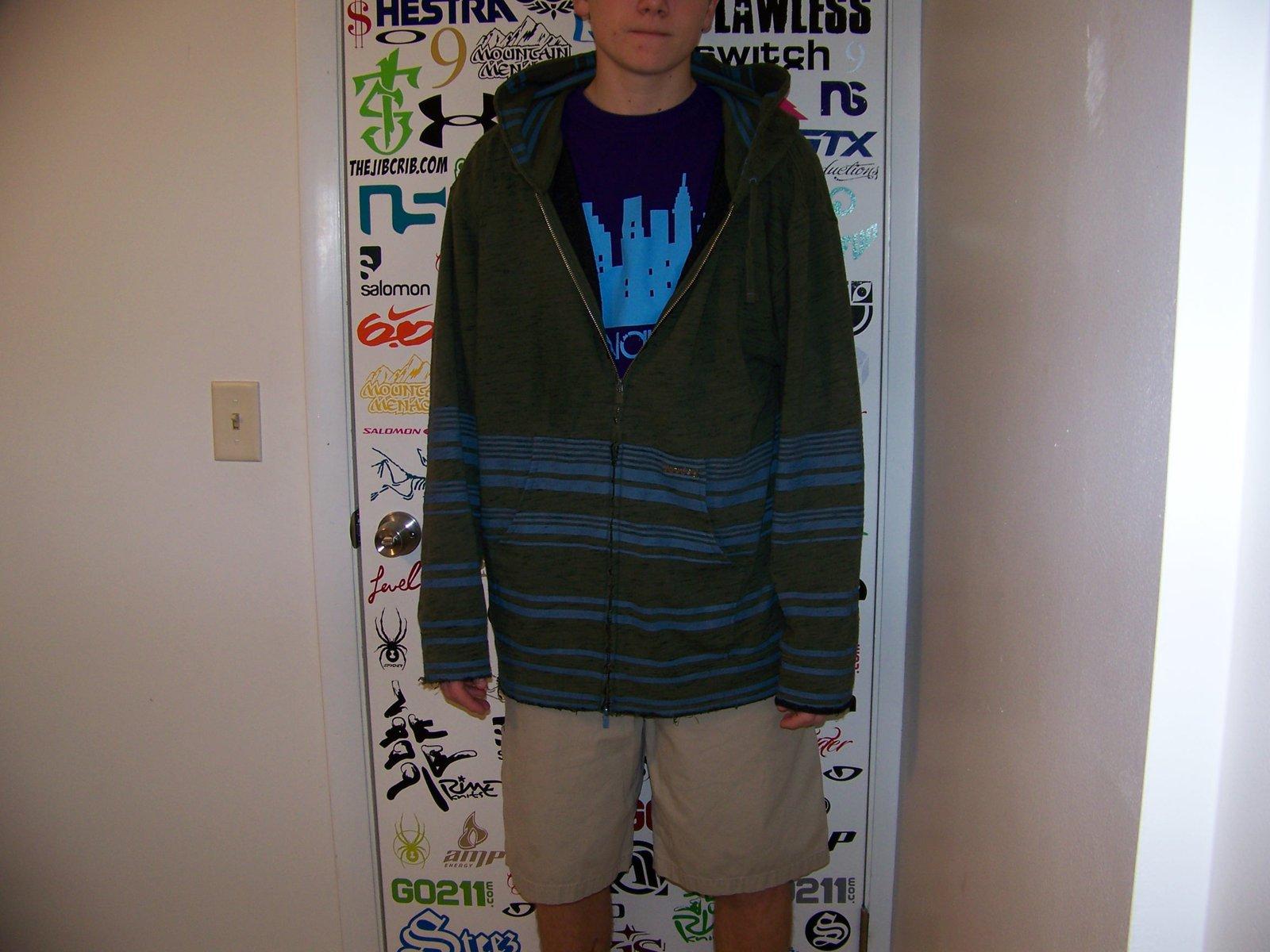 Fs analog hoodie