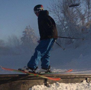 Cascade rail
