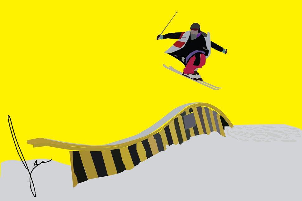 Nollie Illustration