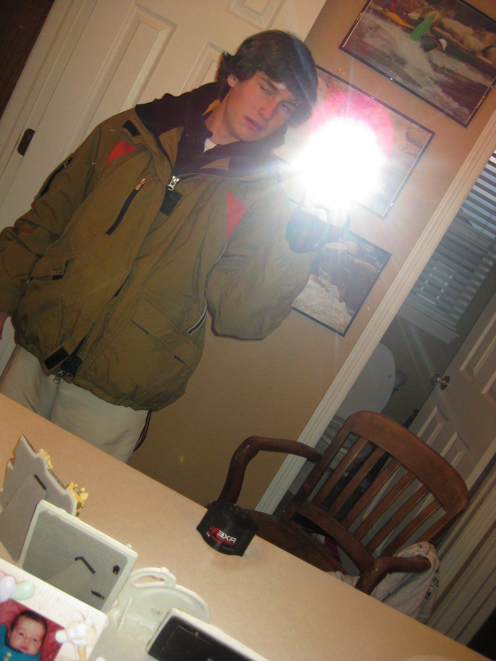 Fate Jacket XL