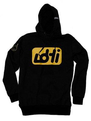 Jiberish hoody pullover